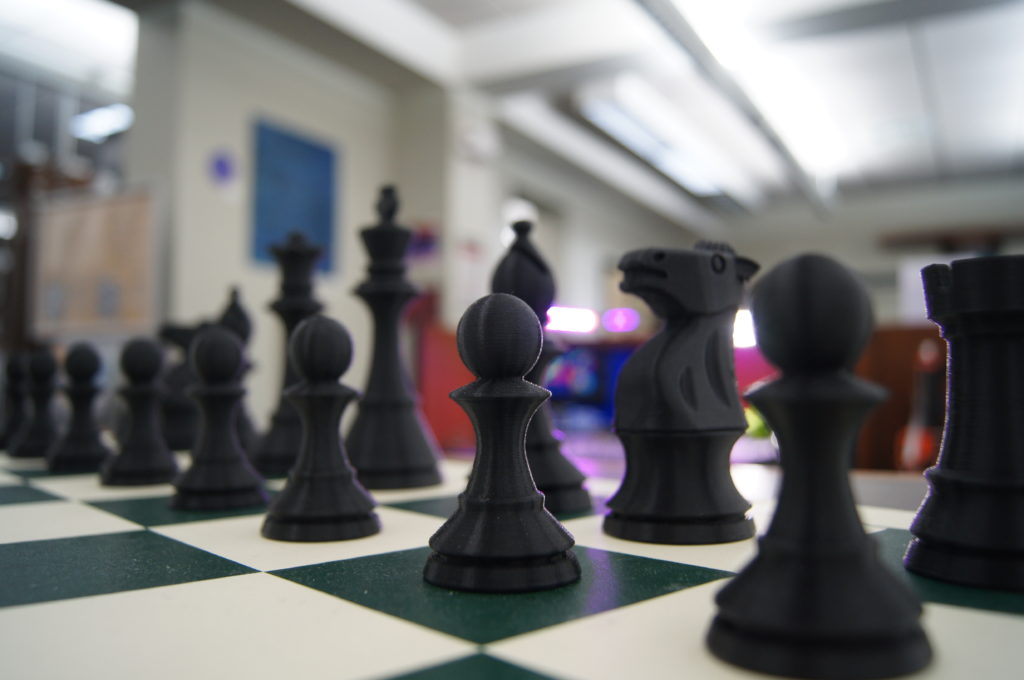 Picture of a Chess Set