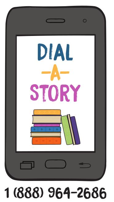 Dial A Story Logo