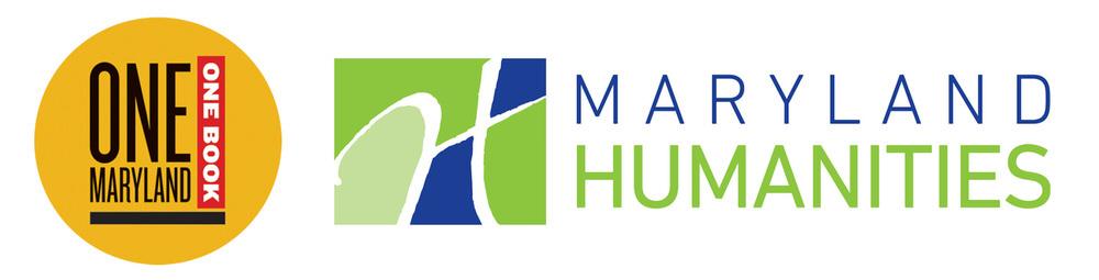 maryland humanities one maryland one book logo